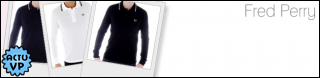 FRED PERRY chez Chic Dressing