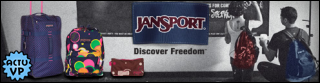 JANSPORT chez ShowRoomPrivé