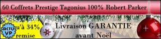 COFFRET TAGONIUS sur V2Vin
